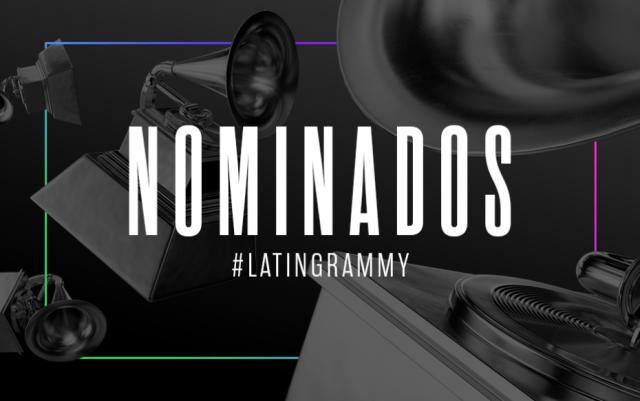Anuncian a nominados para el Latin Grammy que se entregarán en noviembre