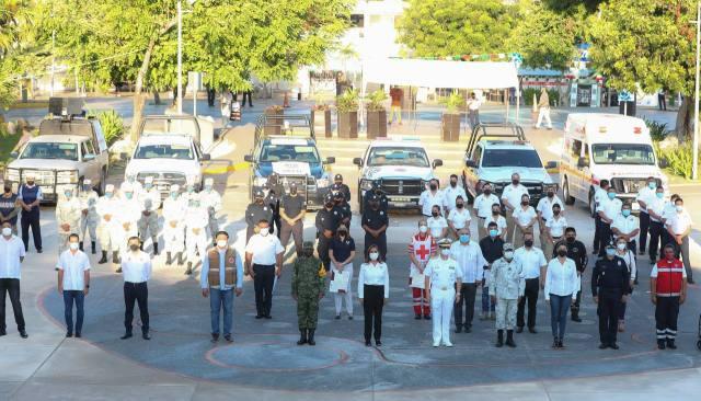 Rememoran sismos del 85 en Cancún