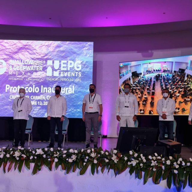 Inicia en Campeche el Congreso Internacional Shallow and Deepwater