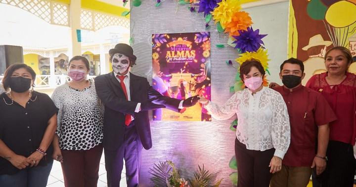 """Presentan en Cozumel Festival del Día de Muertos """"Alma con Tradición"""""""