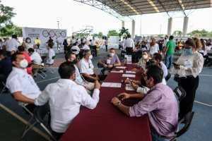 Ha recibido el gobierno de Cancún más de 200 propuestas en los Foros de Consulta Ciudadana