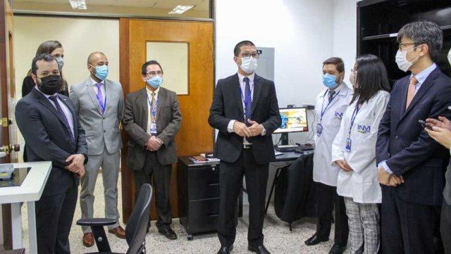 Instalan en Colombia Laboratorio de Dureza para la Industria automotriz