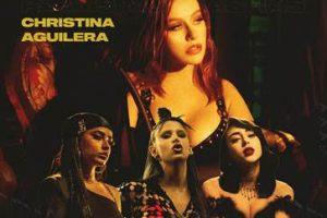 """Comparte Christina Aguilera créditos con Becky G, Nicki Nicole y Nathy Peluso en """"Pa'mis muchachas"""""""