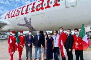 Inaugura Austrian vuelo directo Viena-Cancún