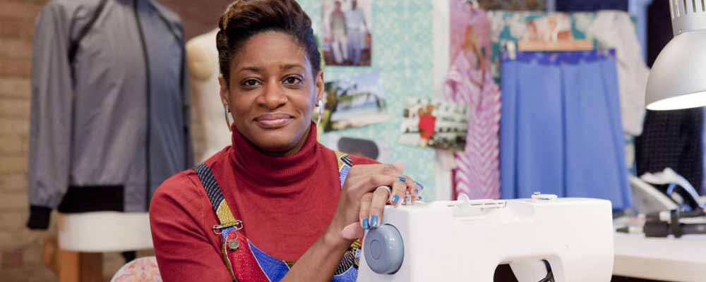 ghislaine antillaise londres great british sewing bee Caraibexpat une