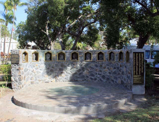 commemoration abolition esclavage monument hommage esclaves revoltes st leu caraibexpat