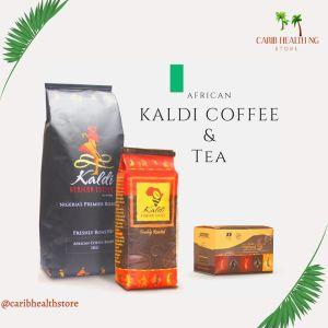 African Kaldi Coffee & Tea