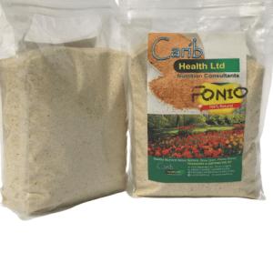 Acha/Fonio Powder
