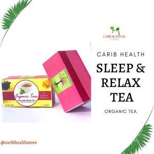 Sleep & Relax Organic Tea