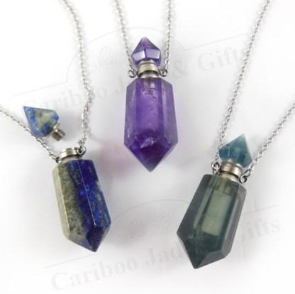 stone vial