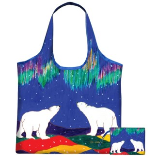 reusable shopping bag sky watchers