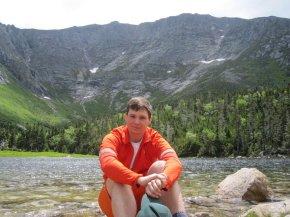 Travis Chimney Pond