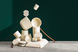 Les objets de cuisine fabriqués par les filles de Jarre.