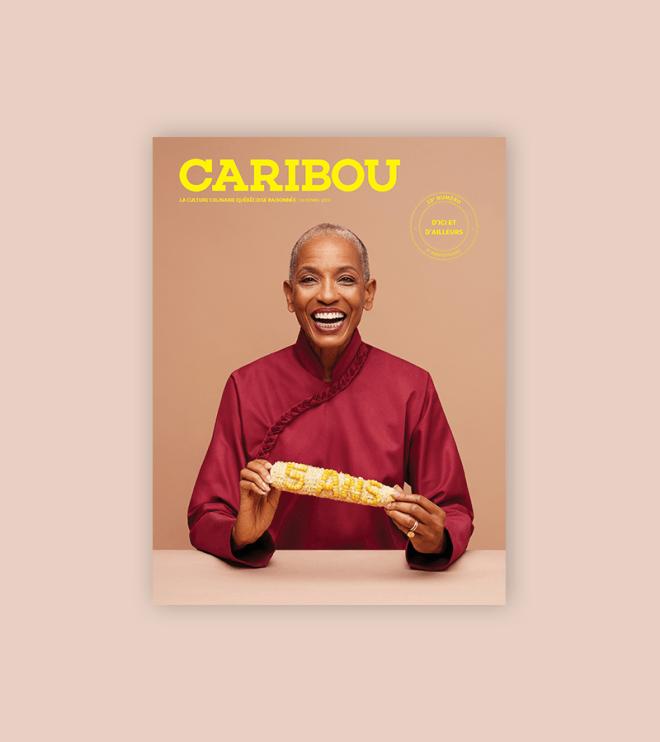 Caribou_numéro 10_D'ici et d'ailleurs