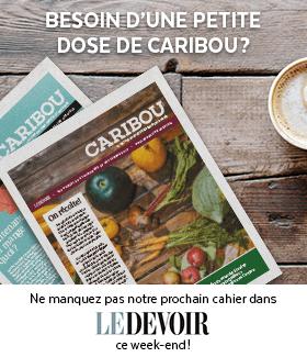Cahiers Caribou-Le Devoir
