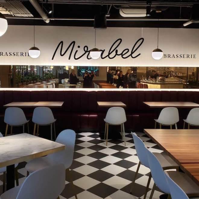 Brasserie Mirabel au Cathcart