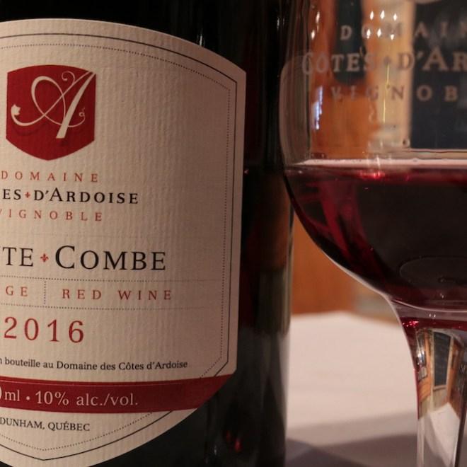 Haute Combe - Domaine Côtes d'Ardoise