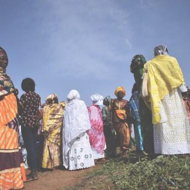 Femmes rurales au Sénégal