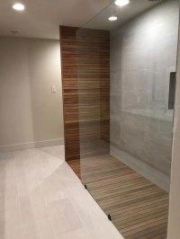 Teak Bathroom Flooring