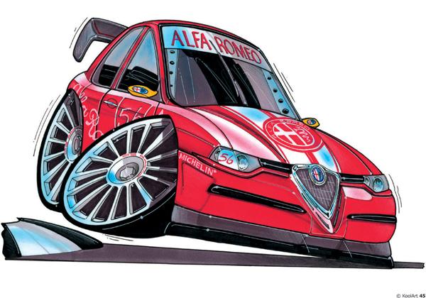 Alfa Romeo 156 Touring Car