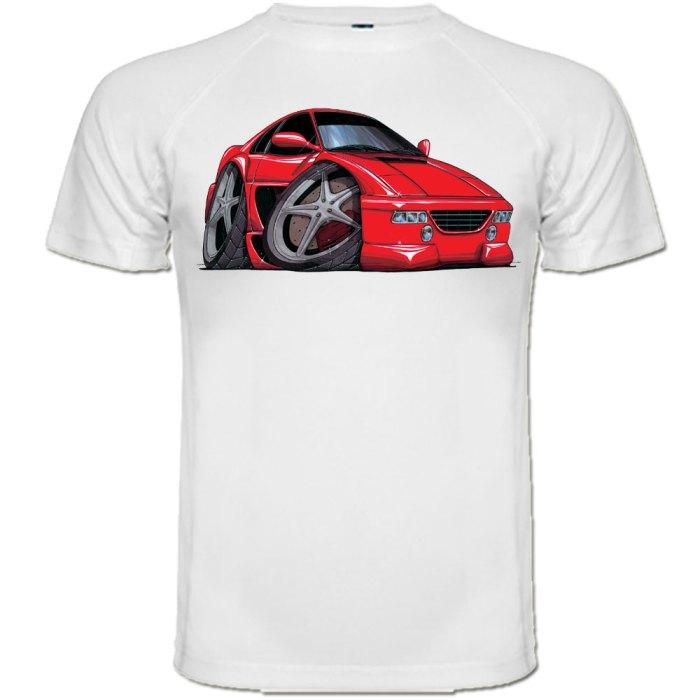 t-shirt ferrari 005
