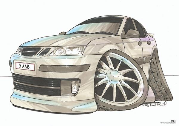 Saab 93 Grise