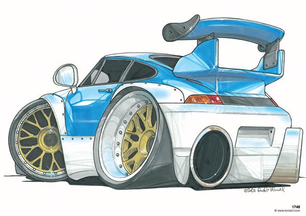 Porsche 911 GT Racing