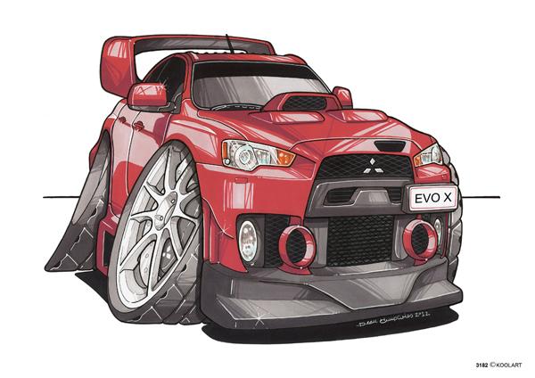 Mitsubishi Lancer Rouge