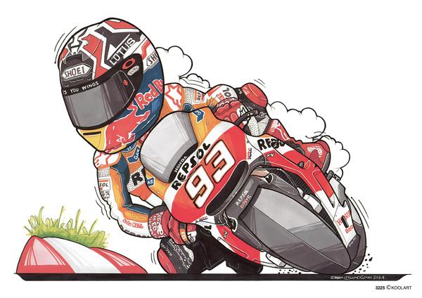 Honda Marc Marquez