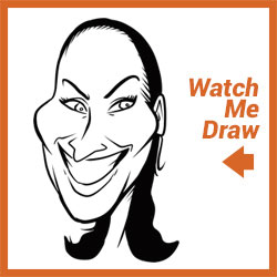 Free Digital Caricature Sketch Perth 02