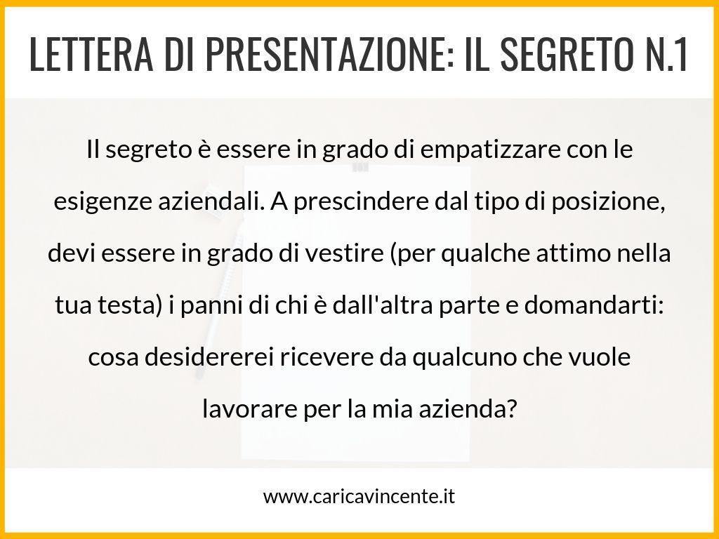 Come Fare Una Lettera Di Presentazione Efficace 3 Esempi