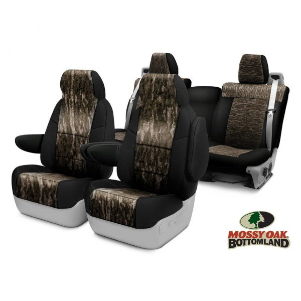 Custom Mossy Oak Camo Seat Covers Velcromag