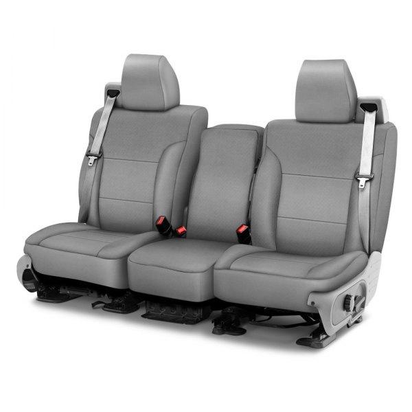 Saddleman®  Chevy Silverado 20172018 Leatherette Seat Covers