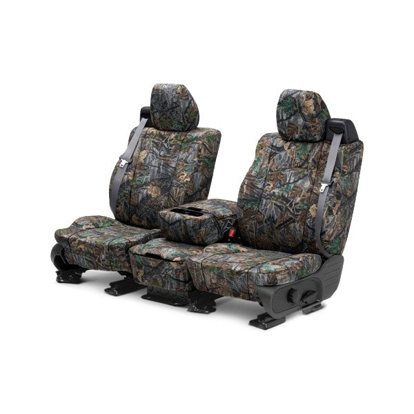Caltrend®  Subaru Forester 2013 Camouflage Custom Seat Covers