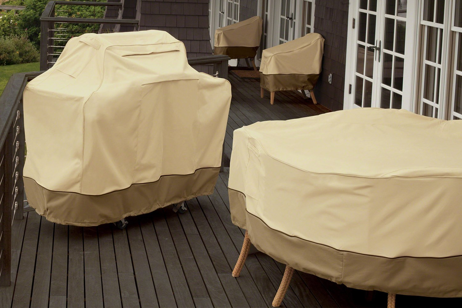 Patio Chair Covers Classic Accessories 70952 Veranda Rocking Chair Cover Ebay