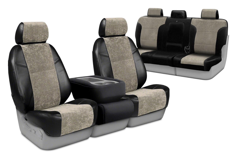 Coverking®  Chrysler Pacifica 2017 Alcantara Custom Seat