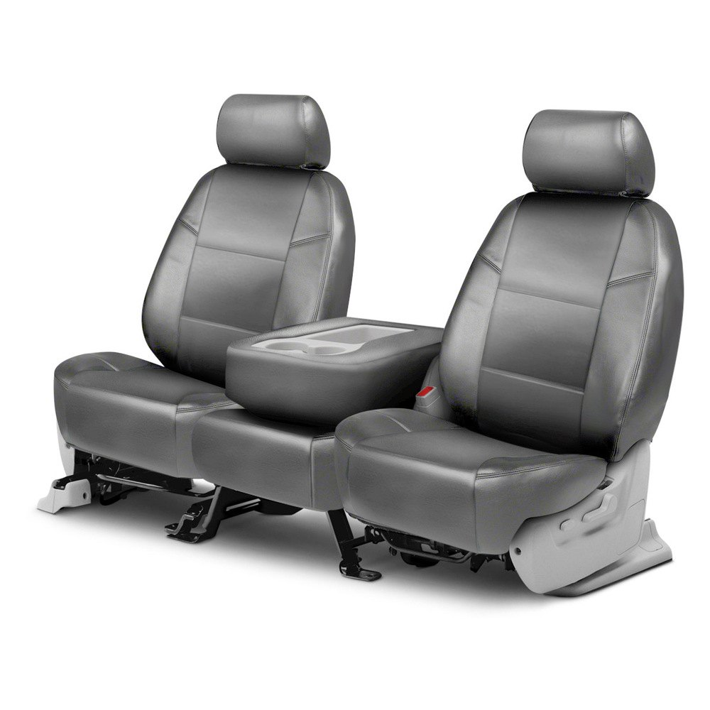 Coverking®  Ford F150 2015 Leatherette Custom Seat Covers