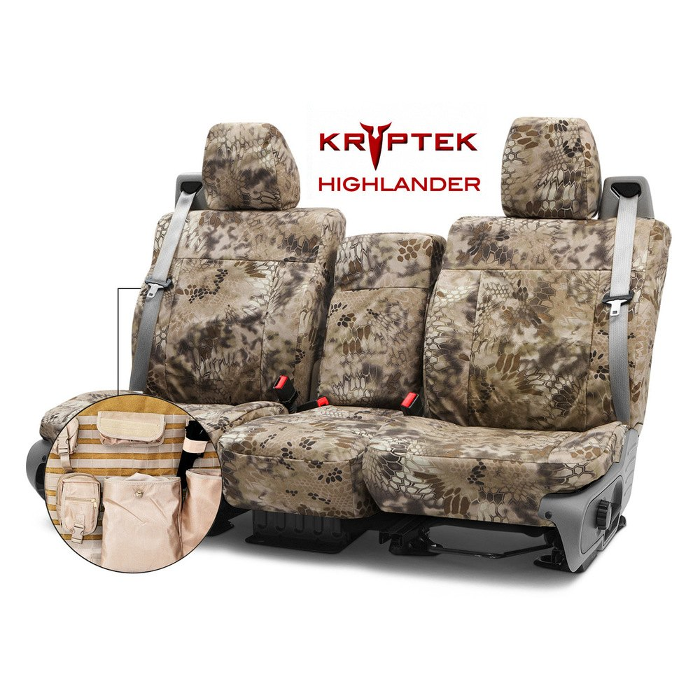 Coverking®  Ford F150 2016 Kryptek™ Tactical Camo Custom