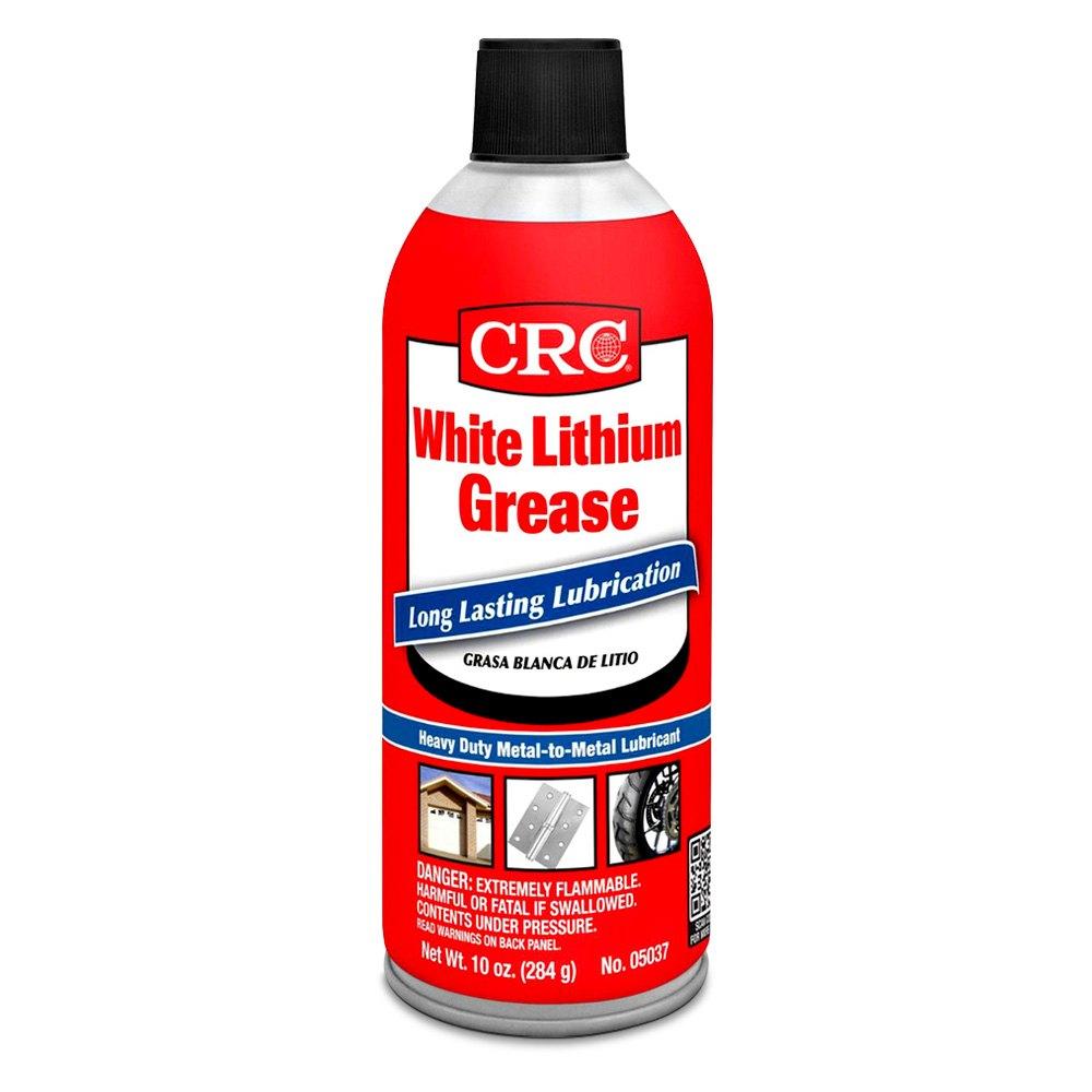 Crc  White Lithium Grease 10 Oz