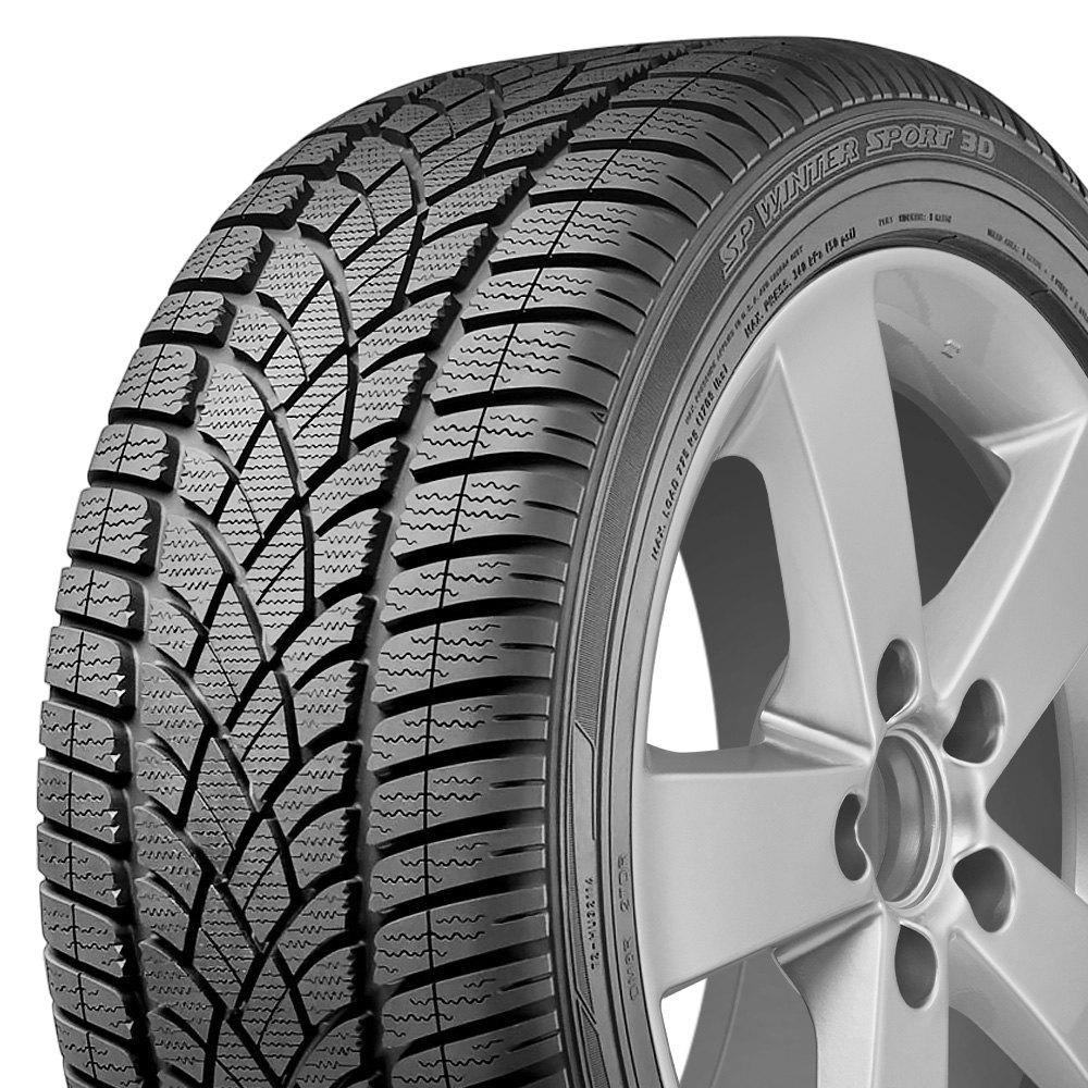 DUNLOP SP WINTER SPORT 3D Tires