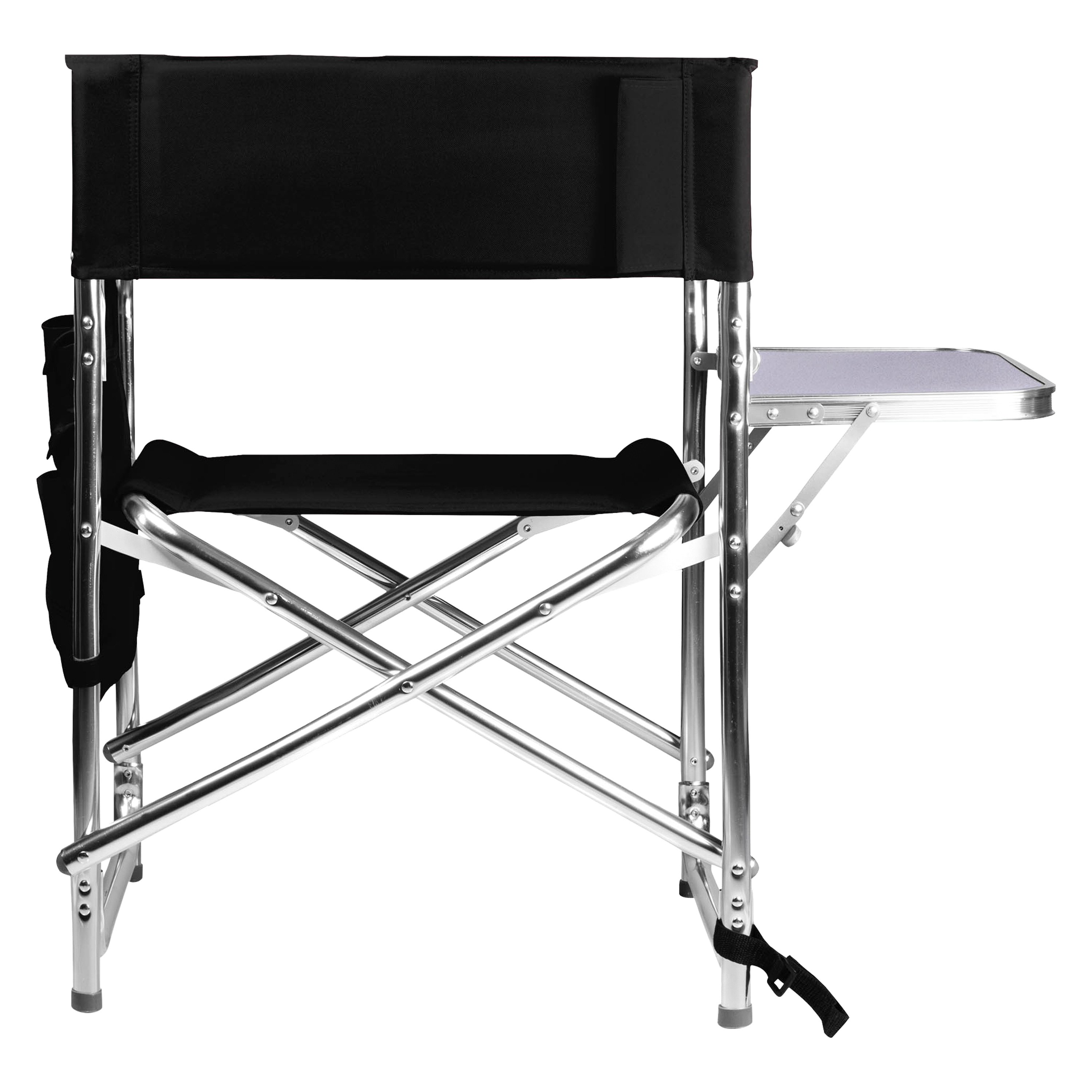 Picnic Time Sports Chair Picnic Time 809 00 179 000 Black Sports Chair