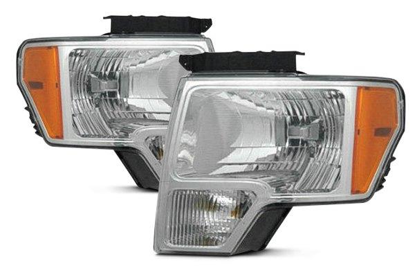 2010 Ford F-150 Headlights At CARiD.com