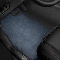 Rubber Queen - Premium Carpeted Floor Mats