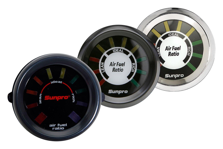 Sunpro Air Fuel Ratio Gauge Wiring
