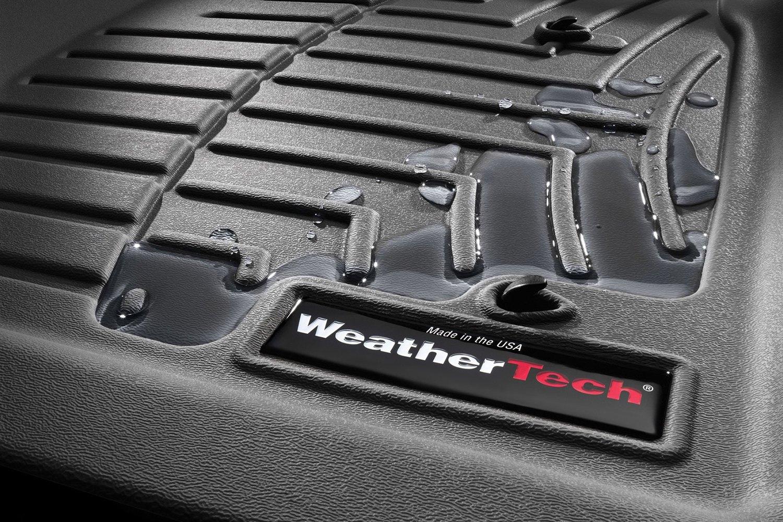 WeatherTech  DigitalFit Molded Floor Liners