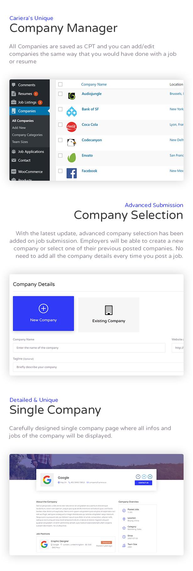 Cariera - Job Board WordPress Theme - 8