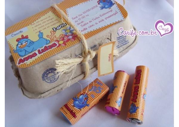 595a4535d0fbb Kit Guloseimas Caixa de Ovo (nº2) - Carife   Lembrancinhas ...