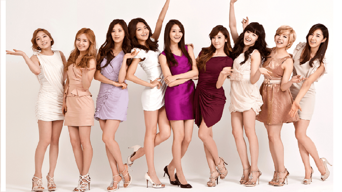 GIRLS GENERATION Profile