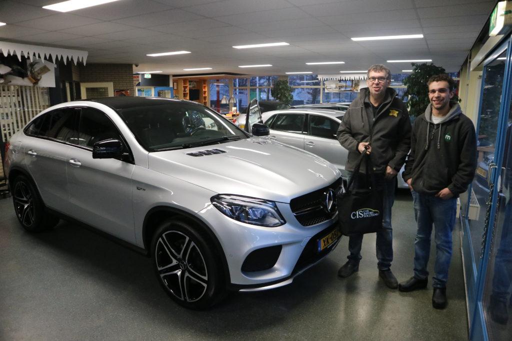 Mercedes-Benz GLE AMG importeren
