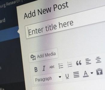 Successful, blogging, content